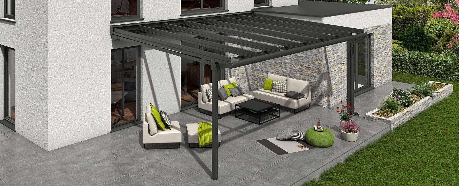 Terrassendächer